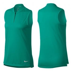 ⚡⬇️NWT Nike Golf Sleeveless Polo